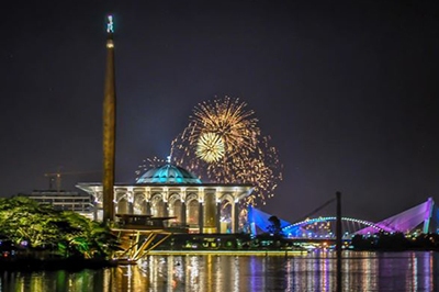 Putrajaya And Lake Cruise