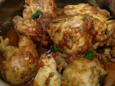 Shinwari Chicken Karahi