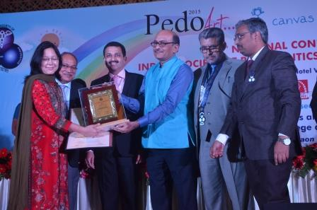 Young Pedodontist Award - 2014