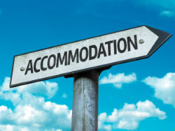 Accommodation Providers