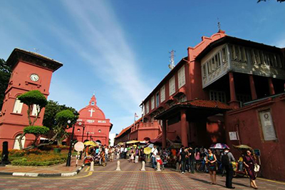 Historical Malacca