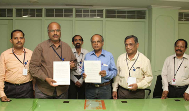 MOU with Sri Venkateswara College of Engineering and Technology