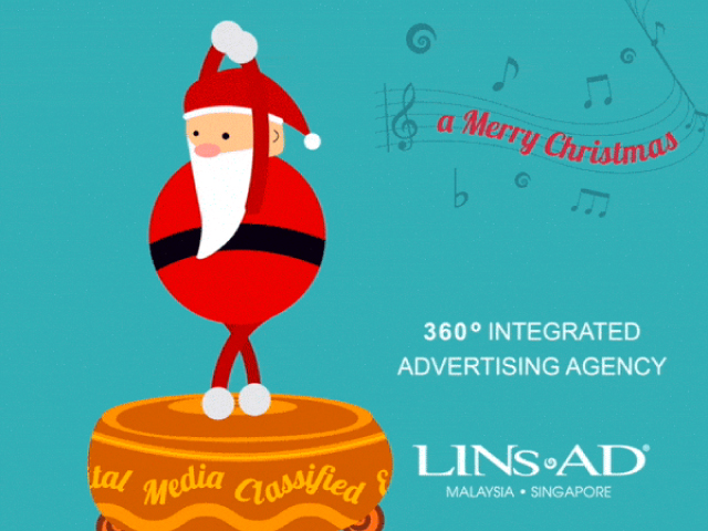 LINsAD xmas greeting