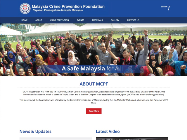 Malaysia Crime Prevention Foundation
