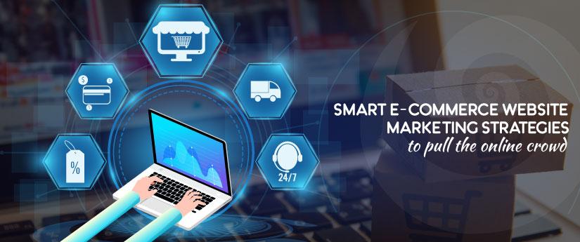 E-Commerce Website Marketing