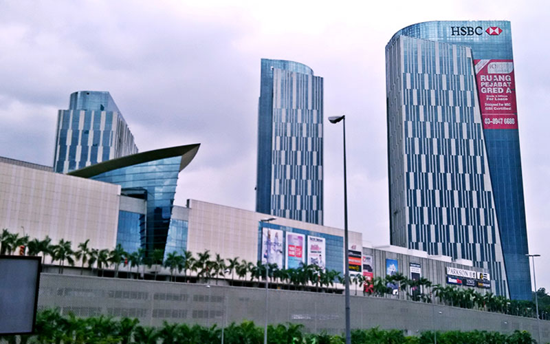 IOI City Towers, Putrajaya