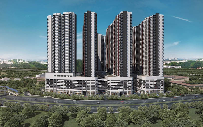 Razak City Residences, KL