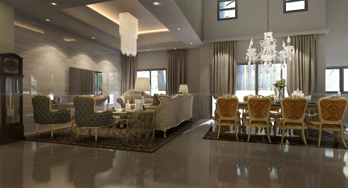 Luxury Classic Semi D Home, Shah Alam #5