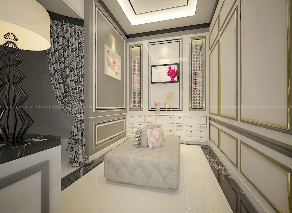 Luxury Nail Spa #4 - Klaas Interiors Sdn Bhd