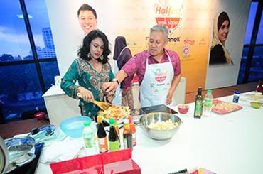 HALFEST ASEAN STREET FOOD