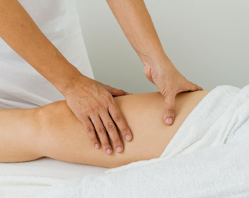 Manual Lymphatic Drainage (MLD)<br> 淋巴引流治疗