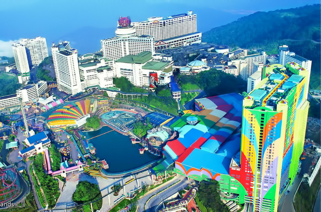 Tour packages for Genting highland Malaysia