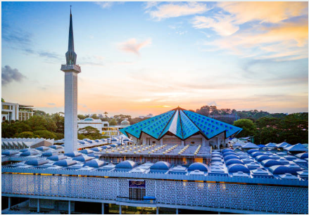 Top 5 Religious Attractions in Kuala Lumpur | Tour operator in Malaysia