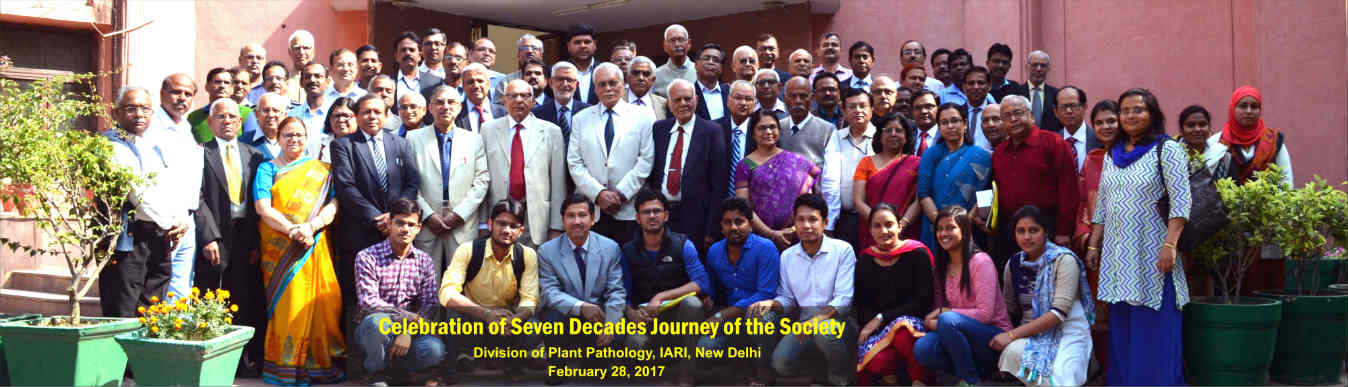 Celebration of Seven Decades Journey of the Society