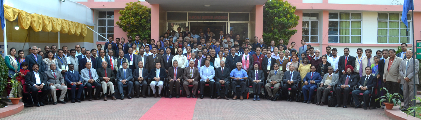 IPS National Symposium at AAU, Jorhat, Assam, Feb. 15-17, 2018