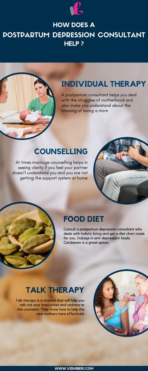 postpartum depression consultant