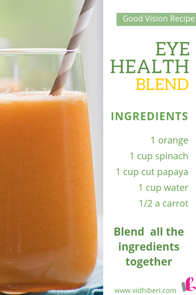 Eye Health Blend