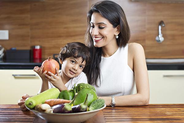 Infants and Toddlers: Nutrition, Milestones and Schedules