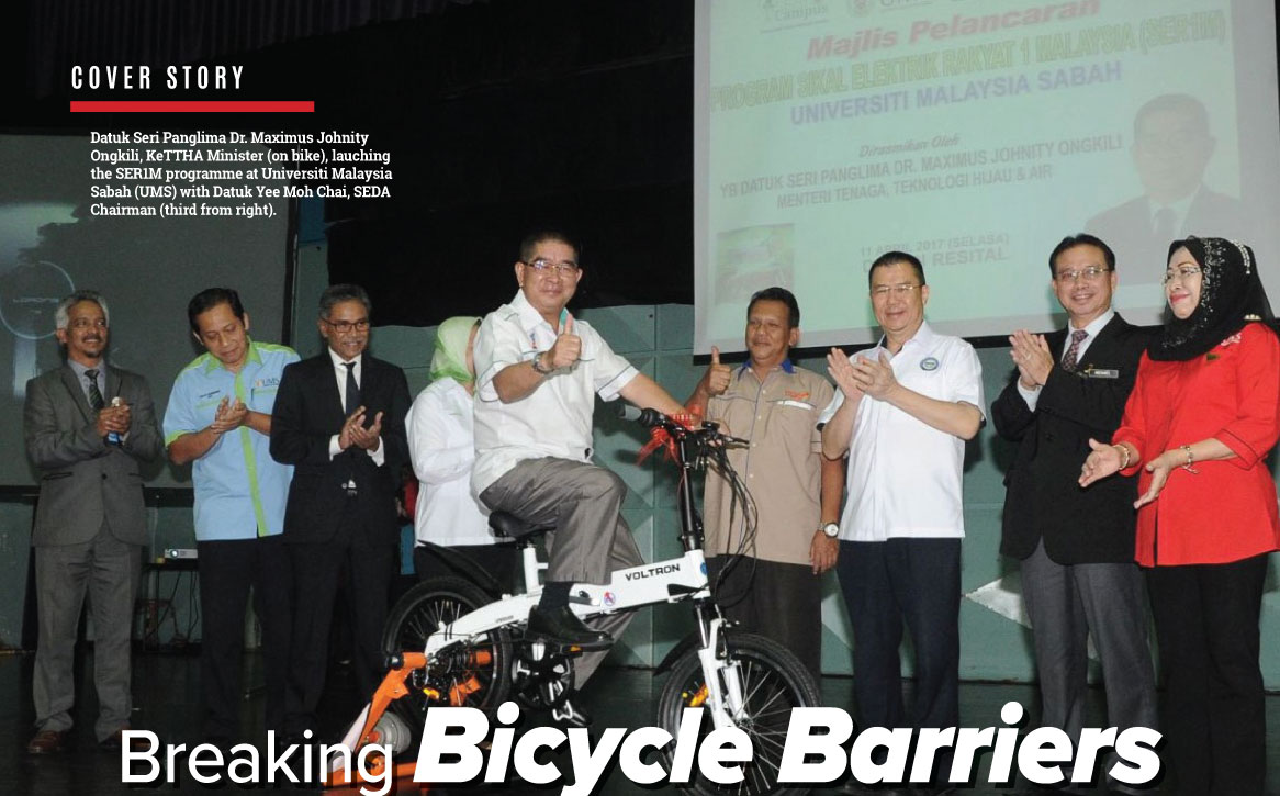 Bike Launching