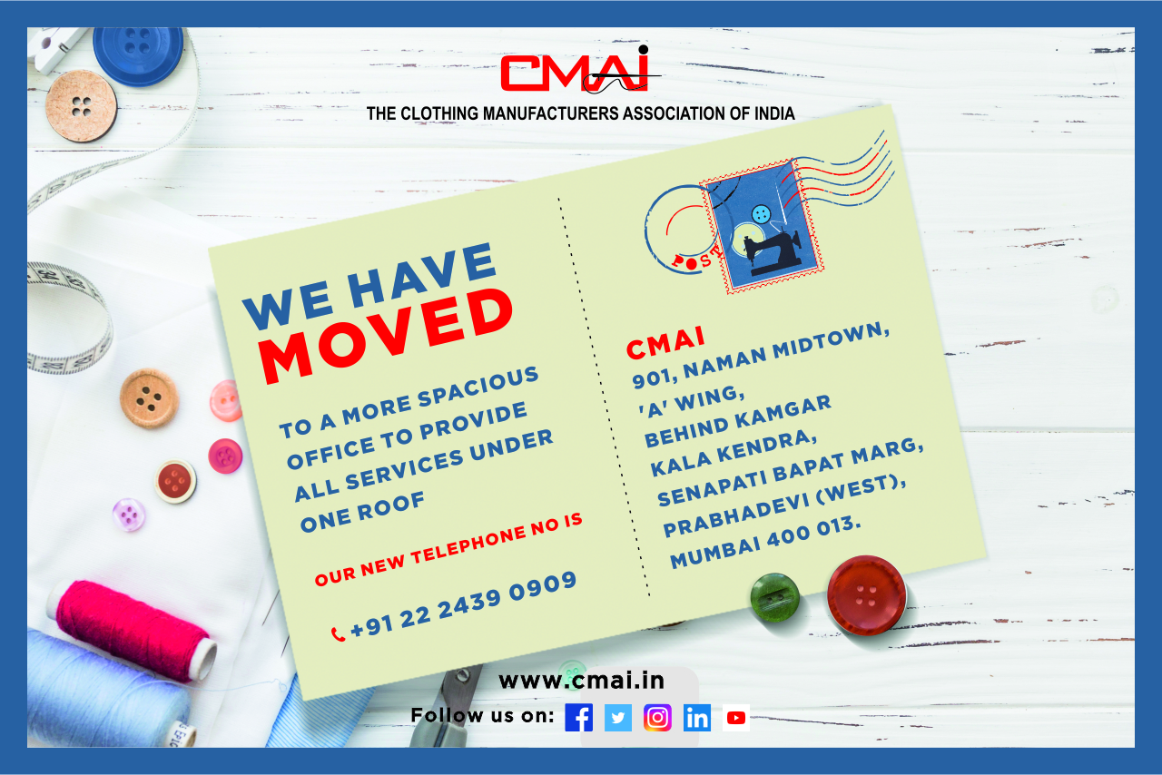 2f2ec4bdda3 Welcome to CMAI - The Clothing Manufacturers Association of India
