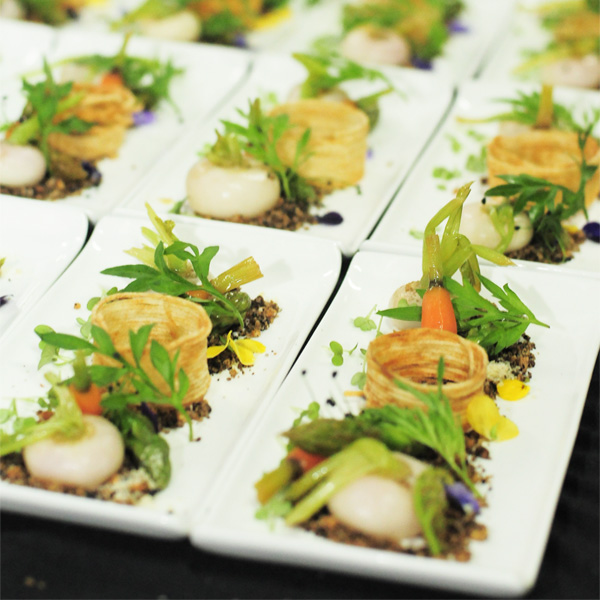 Aubergine Catering and Events