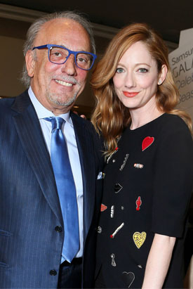 JUDY GREER AND ROBERTO COIN