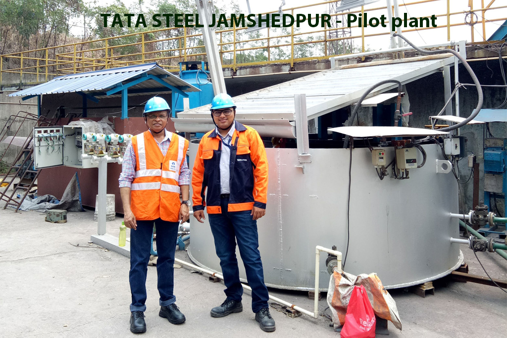 TATA STEEL PILOT at Jamshedpur