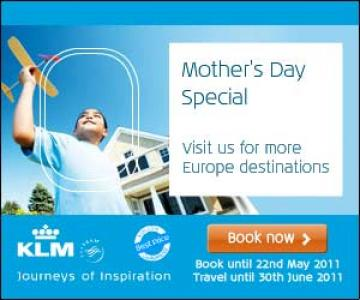 KLM - Mother's Day Special