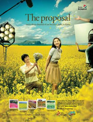 Korea the proposal
