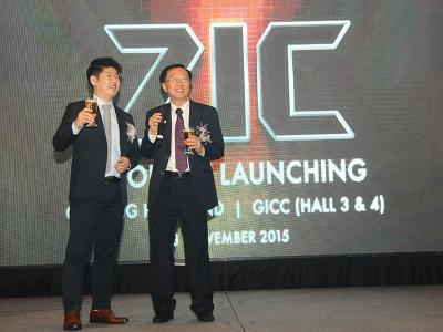 Cathay Motor - Zic Oil Product Launching