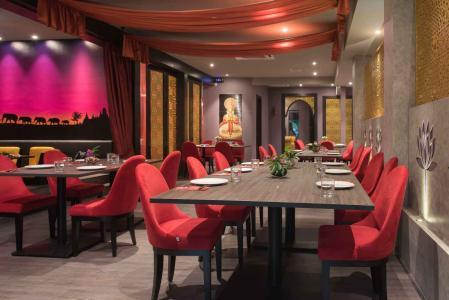Best Indian Restaurant In Kuala Lumpur Malaysia Gajaa At 8