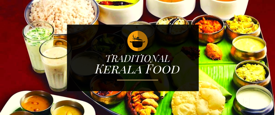 Traditional Kerala Dishes