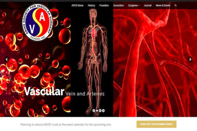 Asian society for vascular surgery
