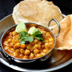 CHANA BHATURA SET