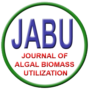 Journal of Algal Biomass Utilization -e ISSN: 2229 – 6905