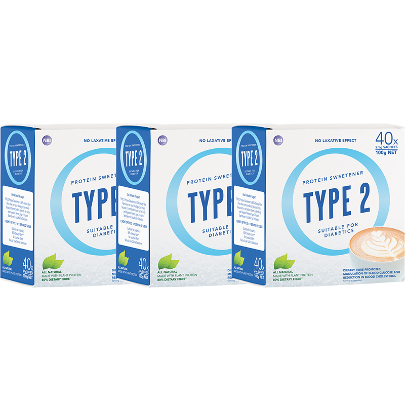 BUNDLE - 3 TYPE 2 SACHETS