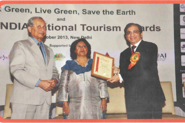 PATWA India National <br> Tourism Award