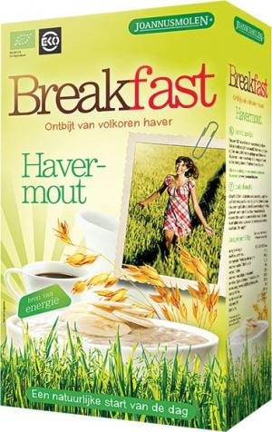 Breakfast havermout