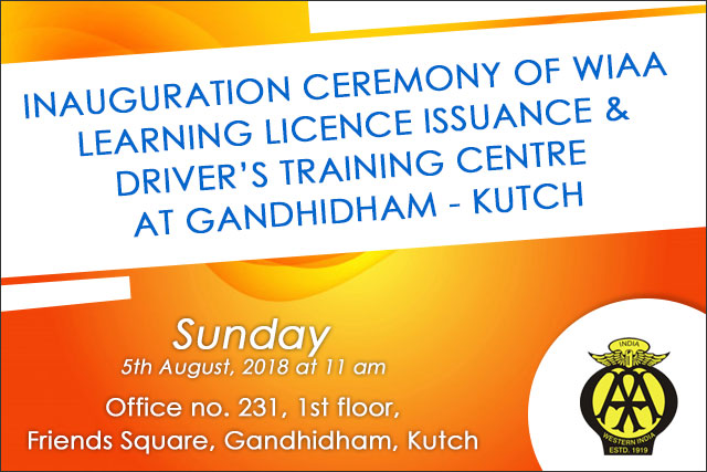 Welcome - Western India Automobile Association