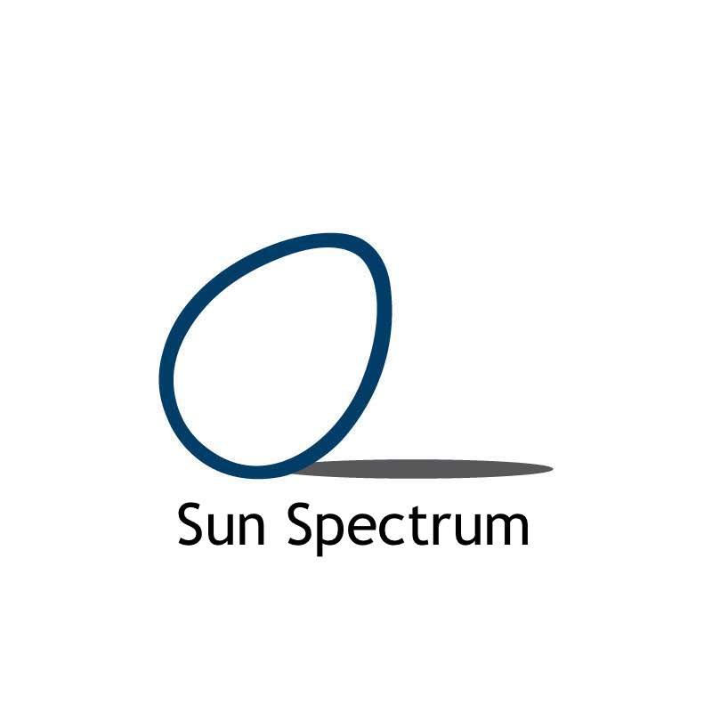 Logo Sun Spectrum with sun spectrum name