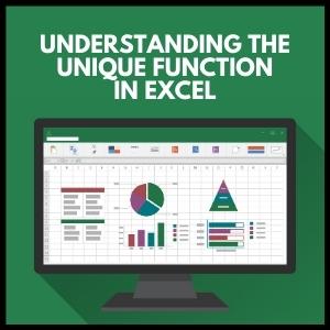 Understanding the Unique Function in Excel