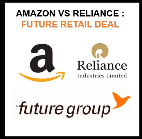Amazon Wins Bezos VS Ambani Battle as SC Halts $3.4 Billion Reliance Future Deal