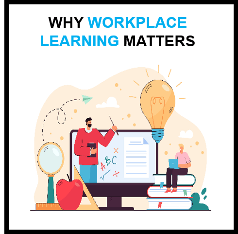 Topic- Why workplace learning matters