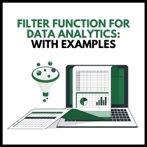 Filter Function for Data Analytics - with Examples