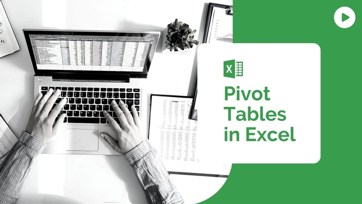 Free Course - Pivot Tables in Excel