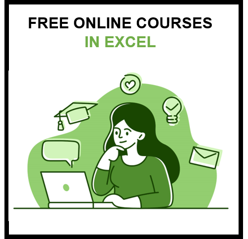 Free online courses in Excel