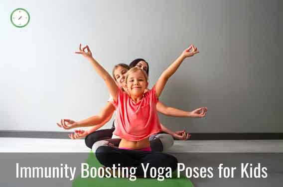 Easy Immunity-Boosting Yoga Poses For Kids