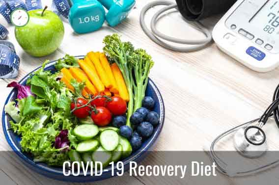 COVID-19 Recovery Diet