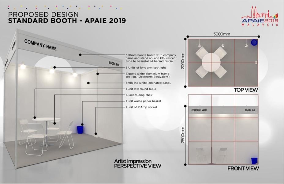 Exhibiting at APAIE 2019 - APAIE