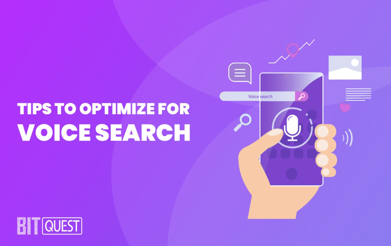 Tips to optimize for Voice Search